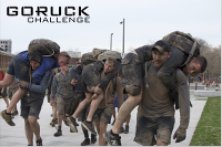 GORUCK Challenge: Friday, April 25, 2014