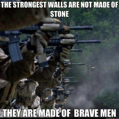 strongest walls