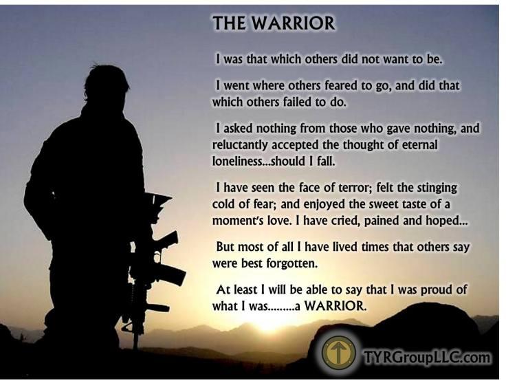 the warrior 2
