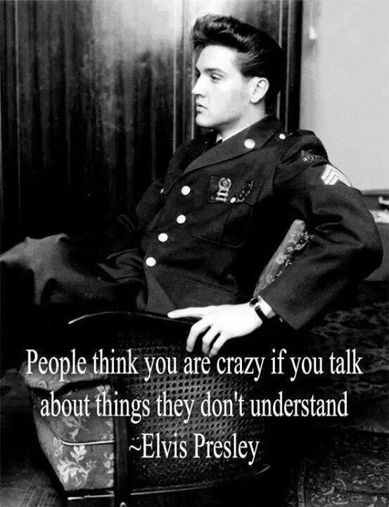 youre crazy