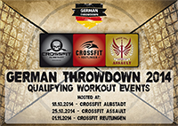 German Throwdown Qualification