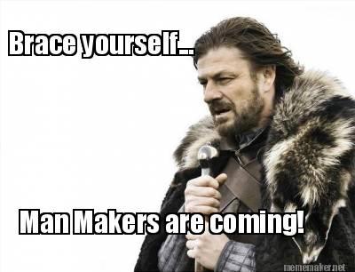 Man makers 1