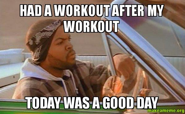 had-a-workout