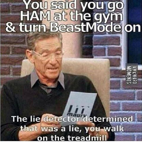 lie treadmill