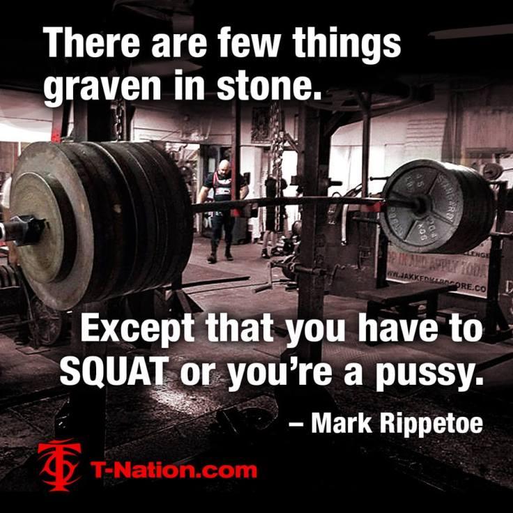 squat pussy