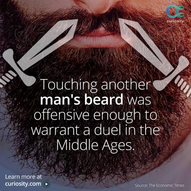touch beard
