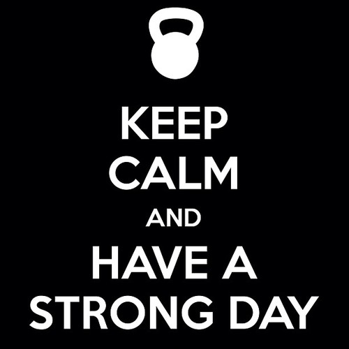 strong day