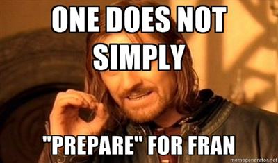 fran prepare