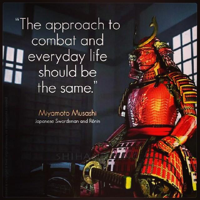 life as combat