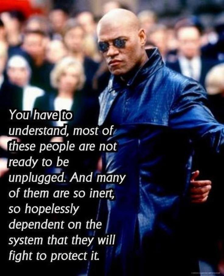 Morpheus on the system