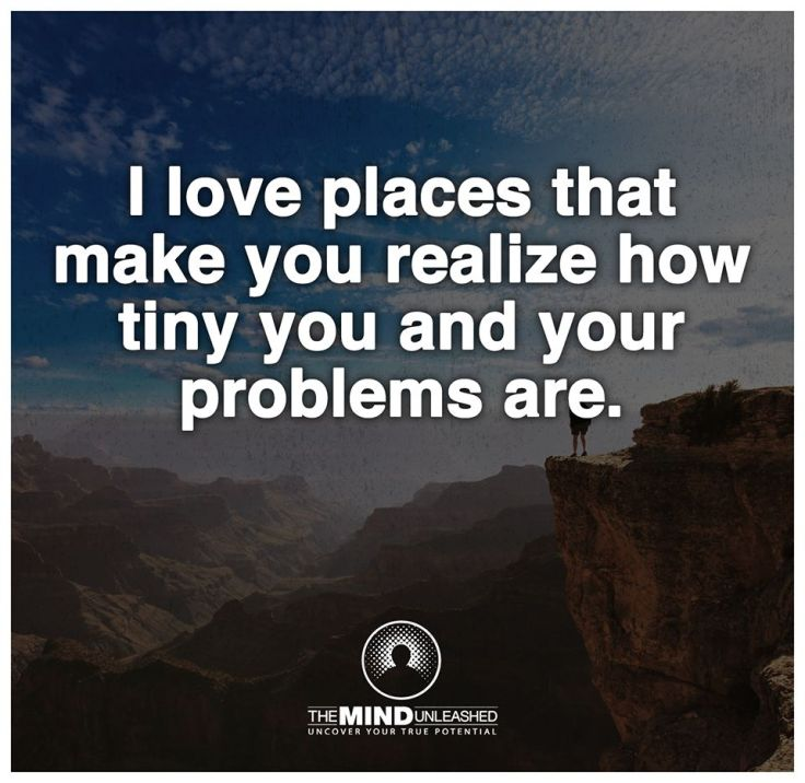 tiny problems