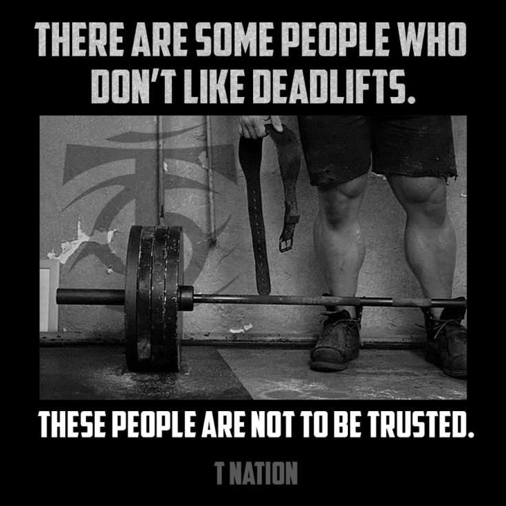 deadlifts trusted