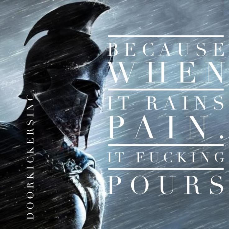 rains pain