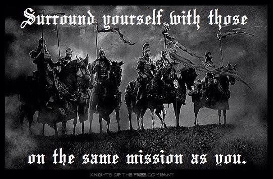 same mission