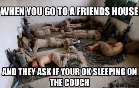 sleep on couch