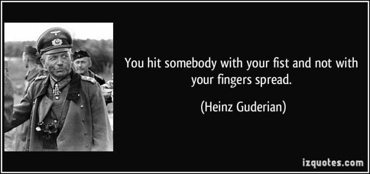 the fist guderian
