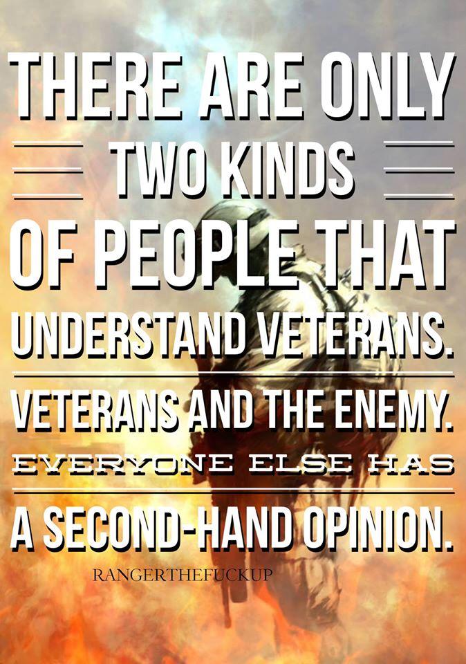 understand veterans