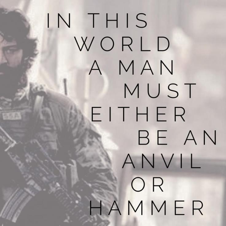 man hammer