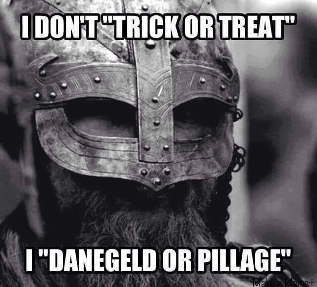 Viking Halloween