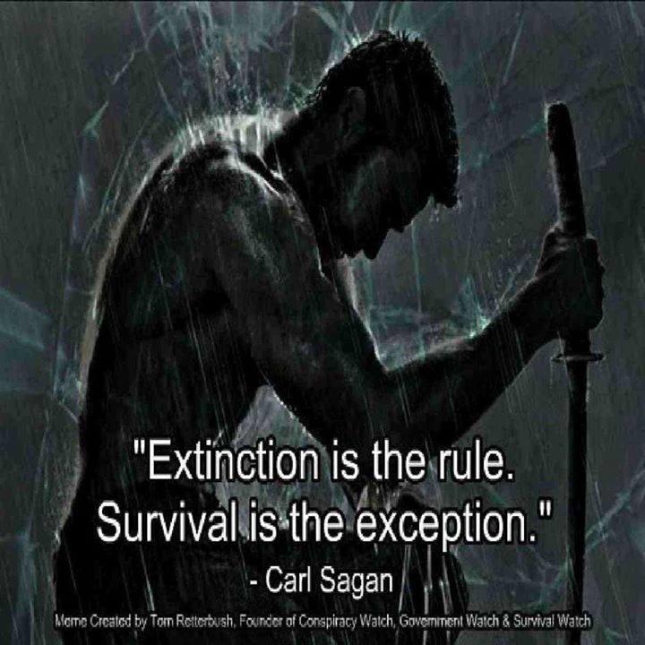 extinction survival