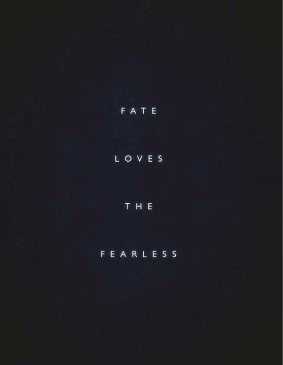 fate loves
