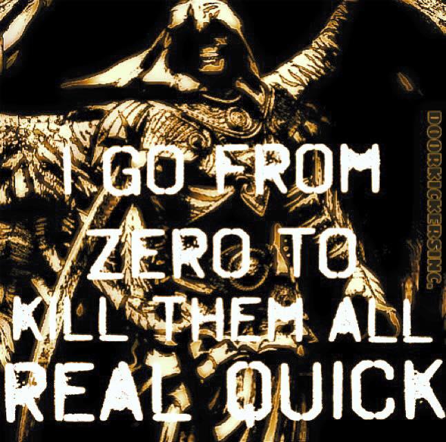 zero to kill