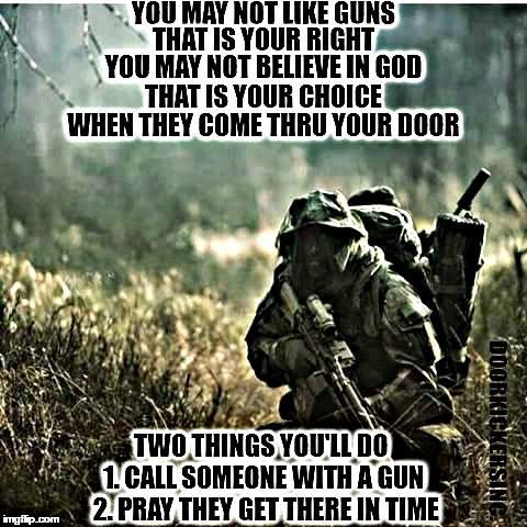 call gun