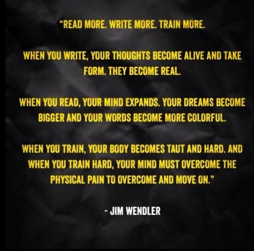 wendler quote