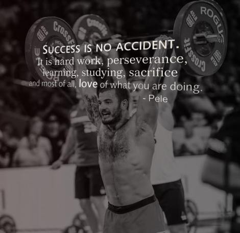 success is no